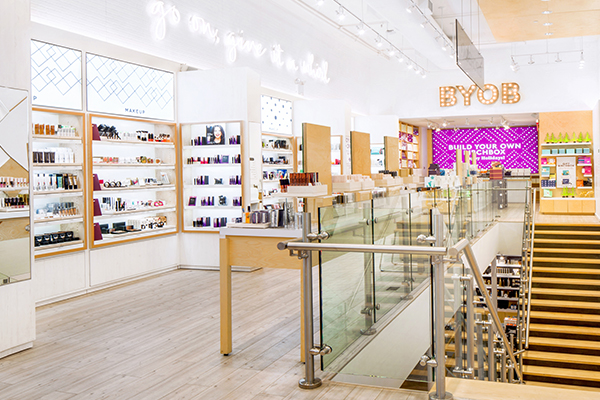 Photo: Birchbox store, Soho; Source: Birchbox.com