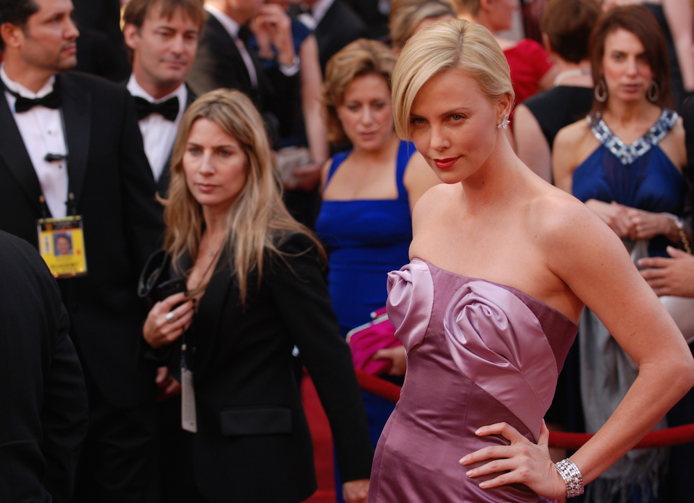 Photo: Charlize Thereon, 2010 Academy Awards; Source: Commons.wikimedia.org