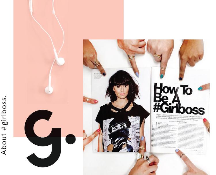 Photo: Sophia Amoruso, author of Girlboss; Source: Girlboss.com