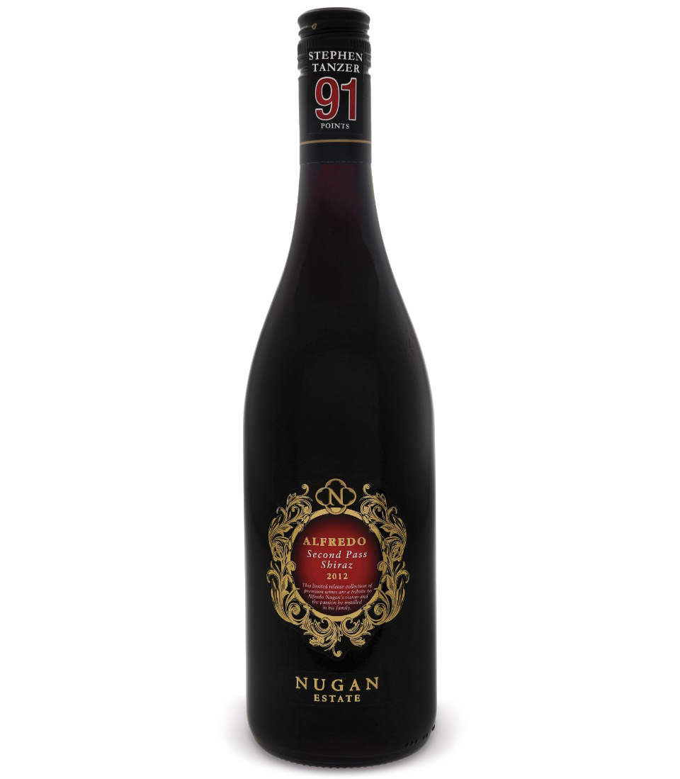 Photo: Nugan Estate Alfredo Second Pass Shiraz; Source: lcbo.com