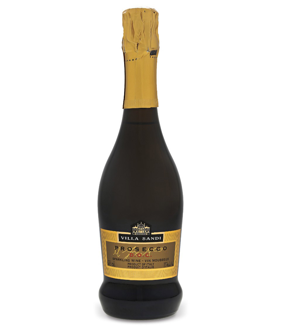 Photo: Villa Sandi Prosecco DOC; Source: lcbo.com