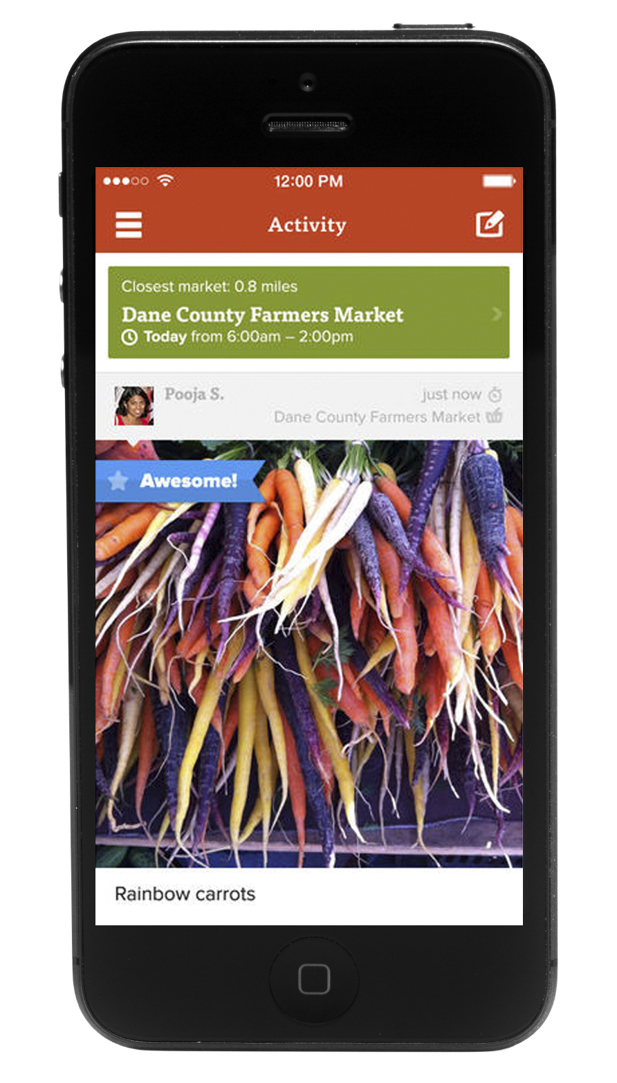 Photo: Farmstand app for iOS