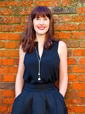 Photo: Abi Lemon, founder of The Real Woman's Coaching Company; Credit: Sarah Elvin