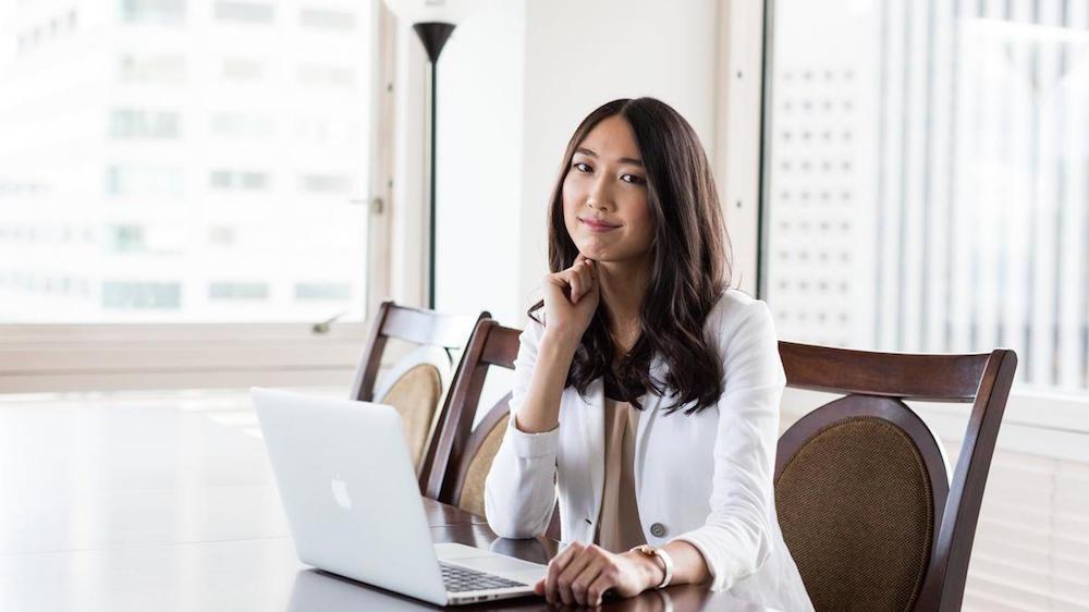Photo: Jessica Mah, CEO of inDinero; Source: Courtesy Photo