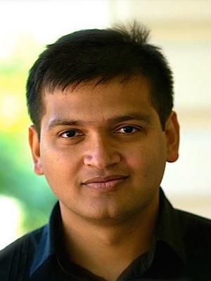 Photo: Neerav Mehta, CEO and Founder of Red Crackle; Source: Courtesy Photo