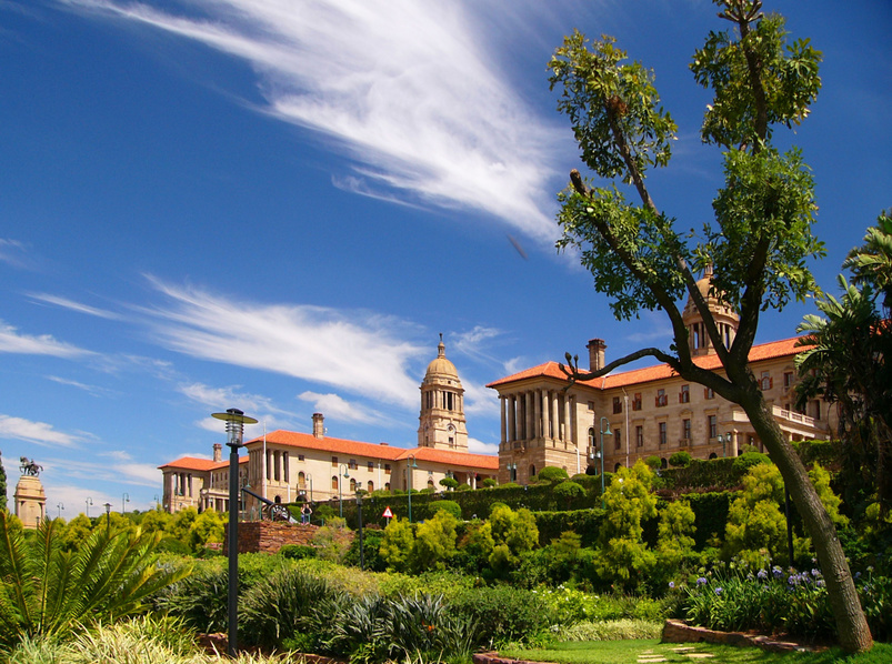 Photo: Union Building, Tswane (Pretoria) © Elzbieta Sekowska