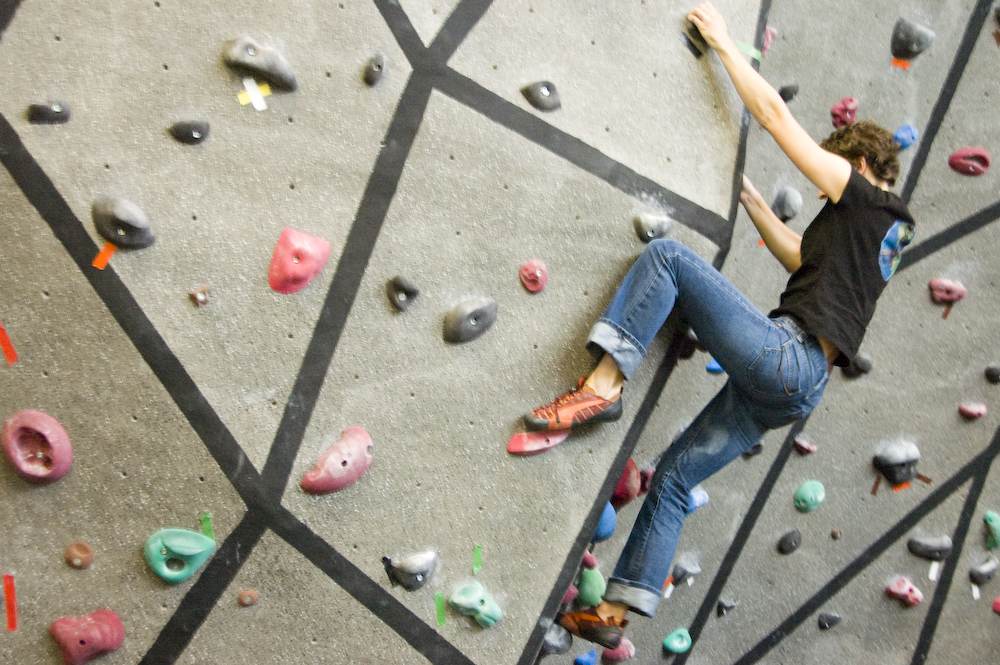 Photo: Google Rock Climbing Wall; Source: Google