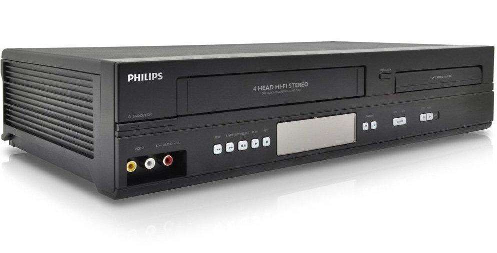 Photo: VCR; Source: Amazon