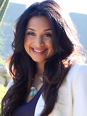 Photo: Sumi Krishnan, Serial Entrepreneur; Courtesy Photo