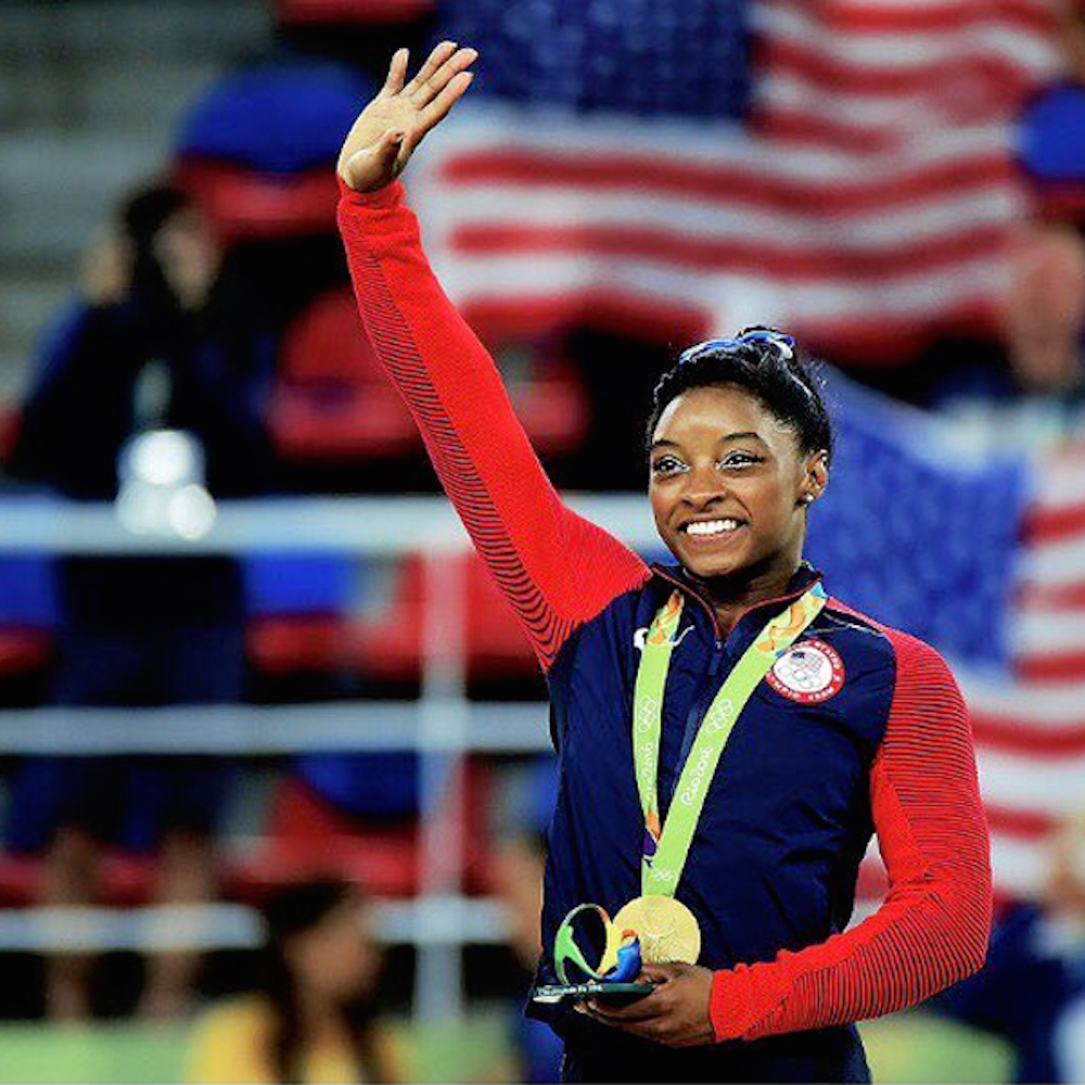Photo: Simone Biles, Source: simonebiles.com