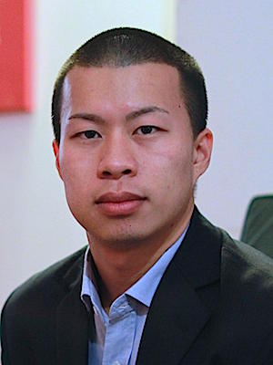 Photo: Danny Wong, Co-founder of Blank Label; Source: Courtesy Photo