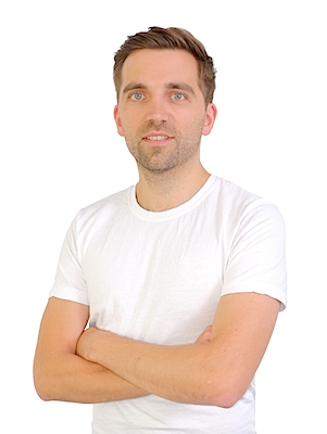 Photo: Florian Huebner, co-founder and Managing Director of Uberall; Source: Courtesy Photo