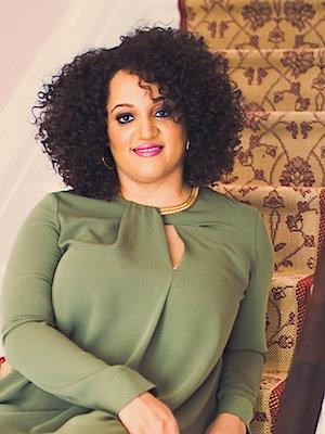 Photo: Monique Duarte Founder and Principal Decorator of Duarte Decor, LLC;