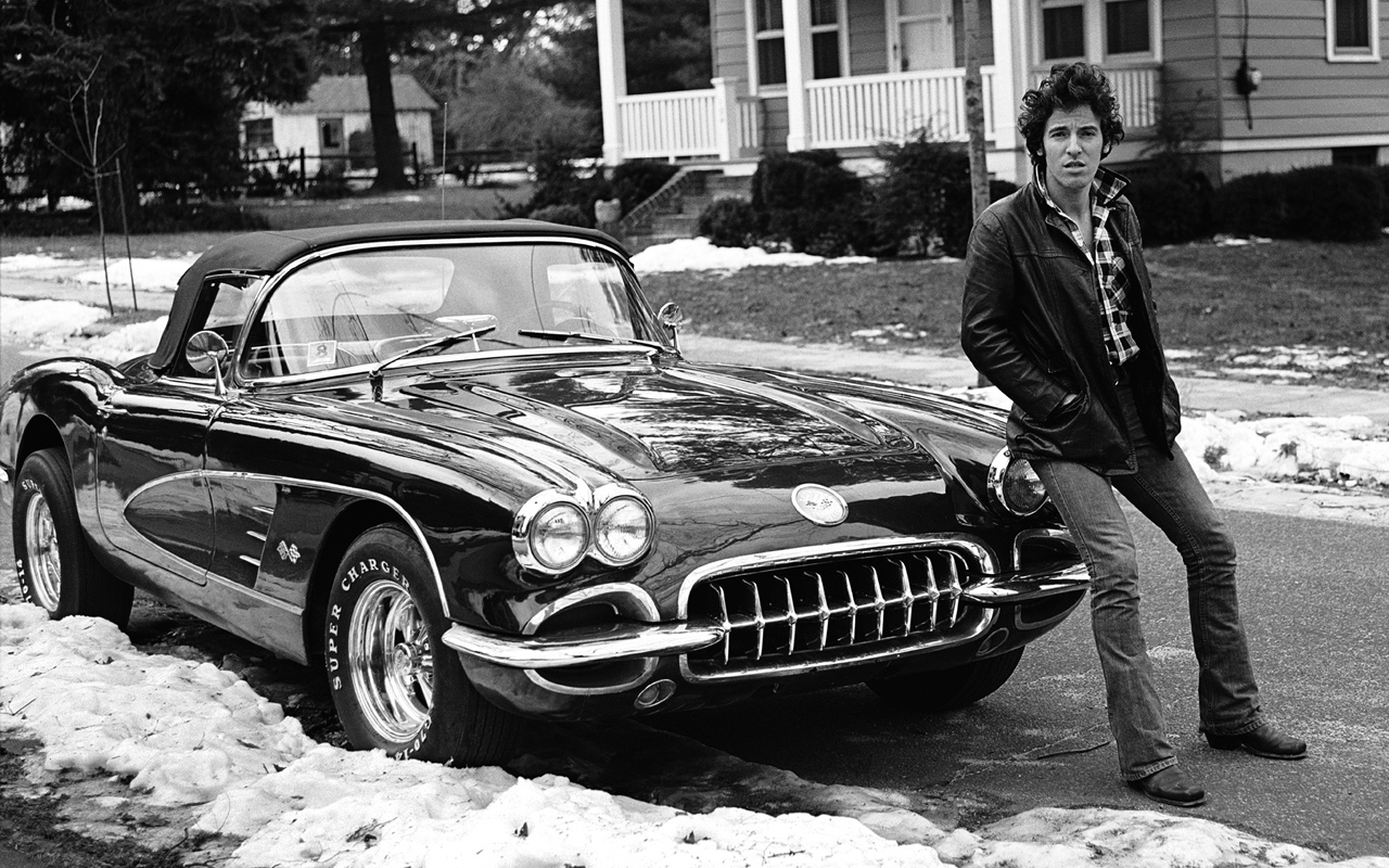 Photo: Bruce Springsteen; Source: Courtesy Photo (brucespringsteen.net)