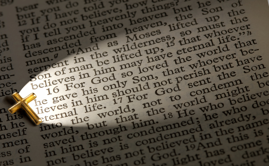 Photo: John 3:16, © pelooyen, YFS Magazine