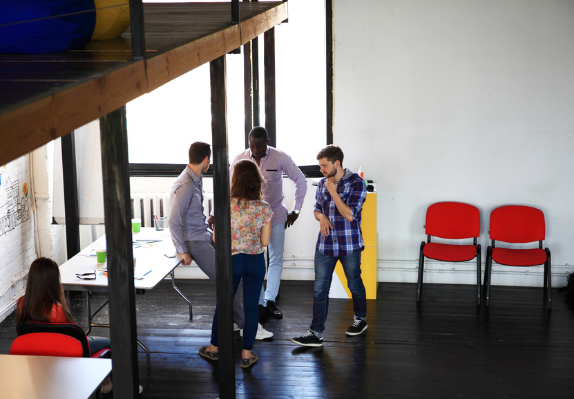 How much does it cost to renovate office space?