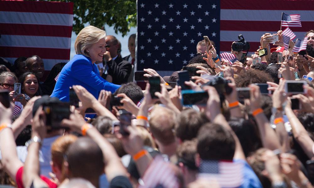 Photo: Hillary Clinton; Source: Courtesy Photo; hillaryclinton.com