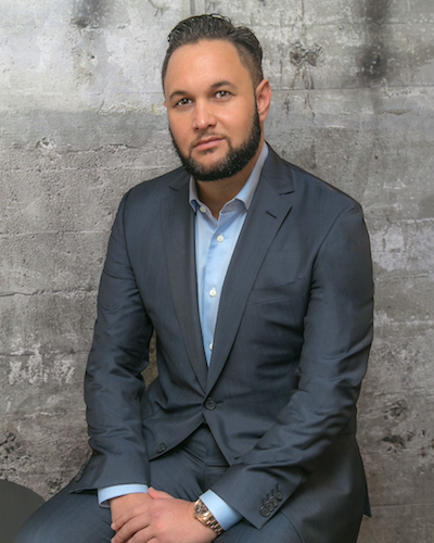Photo: Roland Reznik, co-founder and CEO of Miami-based KD Healthcare