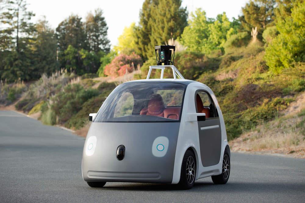Google Self Driving Technology