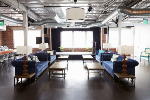 Design and office space for productivity