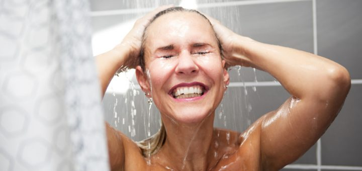 Entrepreneurs should take cold showers