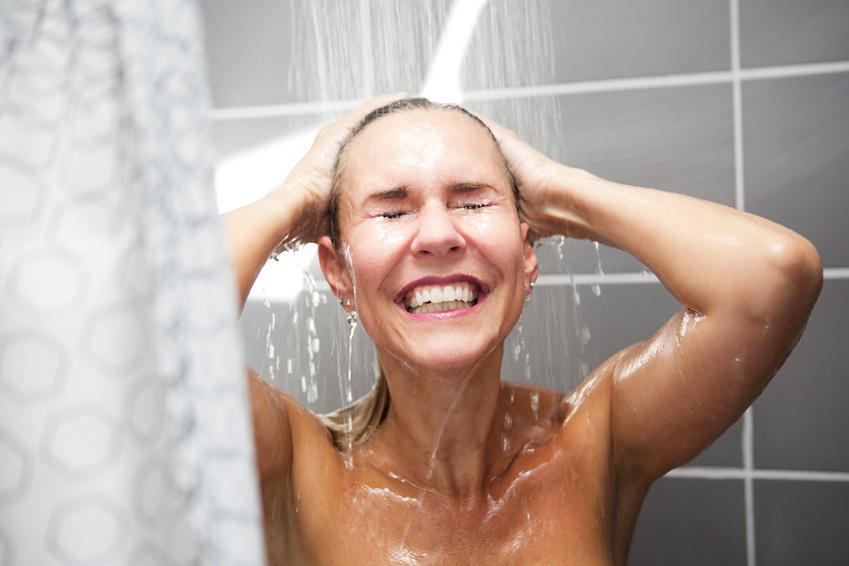 Entrepreneurs should take cold showers