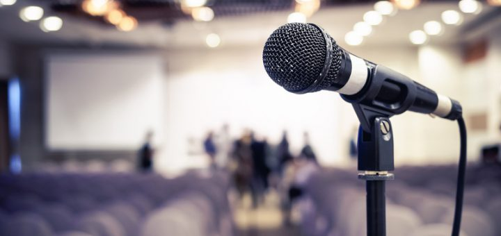5 Style Rules for Public Speakers