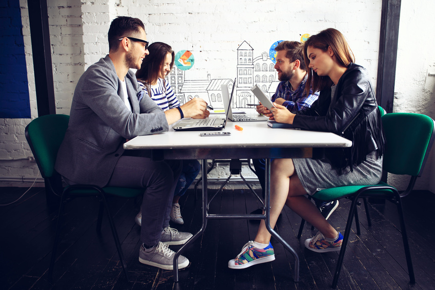 Hire and inspire creative teams