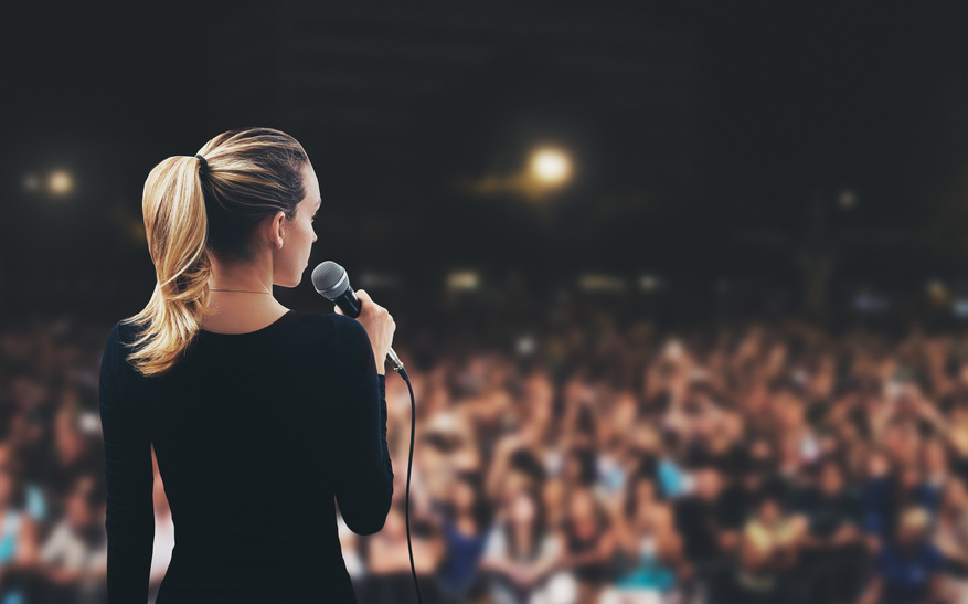 How to incorporate mindfulness into public speaking