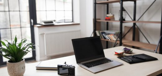 Productivity tips for working at home