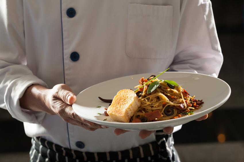 Restaurant business cut costs