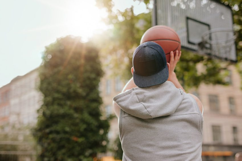Want to succeed? Hang around the right hoop