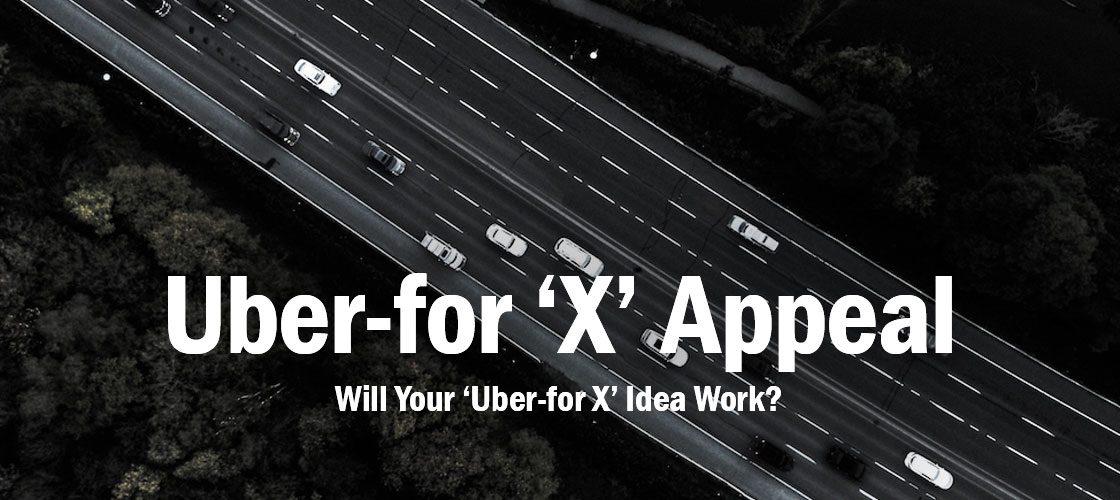 uber-for-x-business-model