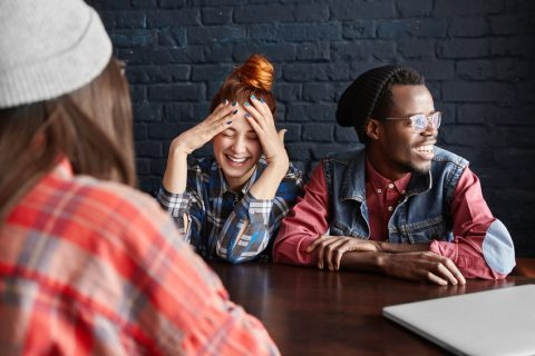 Introverts can network with confidence