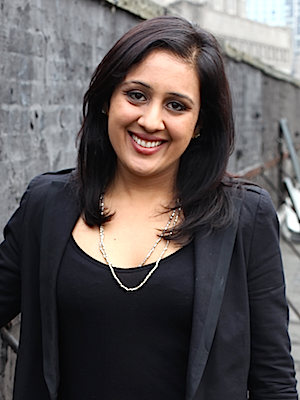 Photo: Mona Patel, Founder and CEO of Motivate Design; Source: Courtesy Photo