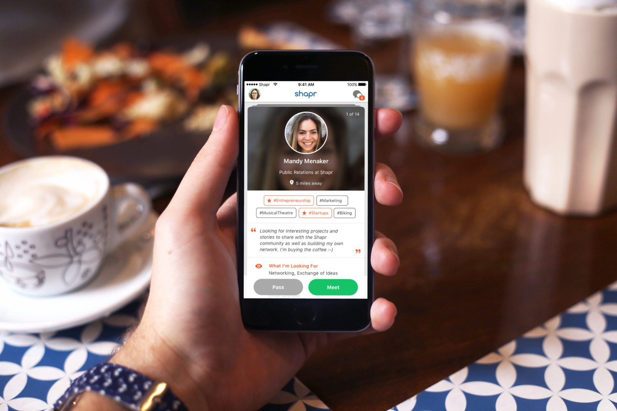 Networking App Shapr Is a Game-Changer for Entrepreneurs