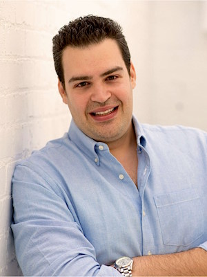 Photo: Rafael Romis, founder and CEO of Weberous; Source: Courtesy Photo
