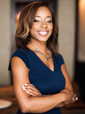 Photo: Dr. Roshawnna Novellus, Founder of EnrichHER; Source: Courtesy Photo