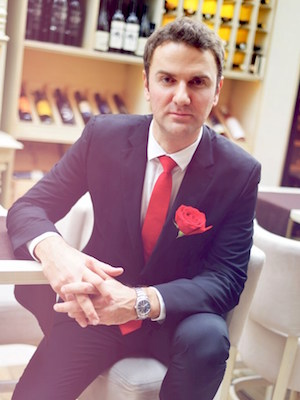 Photo: Dzenan Skulj, Co-Founder and CEO at Parttimerz; Source: Courtesy Photo