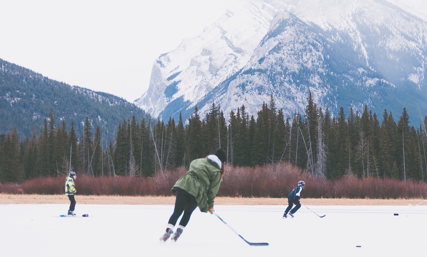 Business Ice Hockey And Skin In The Game - YFS Magazine