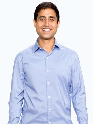 Photo: Aman Advani, co-founder and CEO of Ministry of Supply; Source: Courtesy Photo