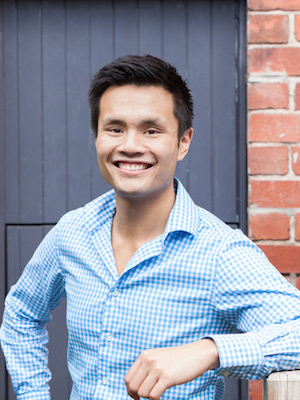 Photo: Dr. Clarence Ho, Owner of Adaptive Chiropractic and Adaptive Myotherapy; Source: Courtesy Photo
