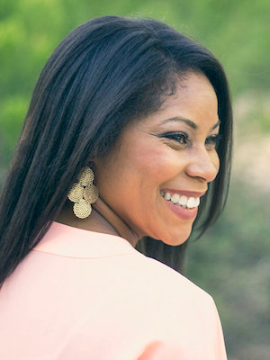 Photo: Amber Anderson, founder and CEO of MORE; Source: Courtesy Photo