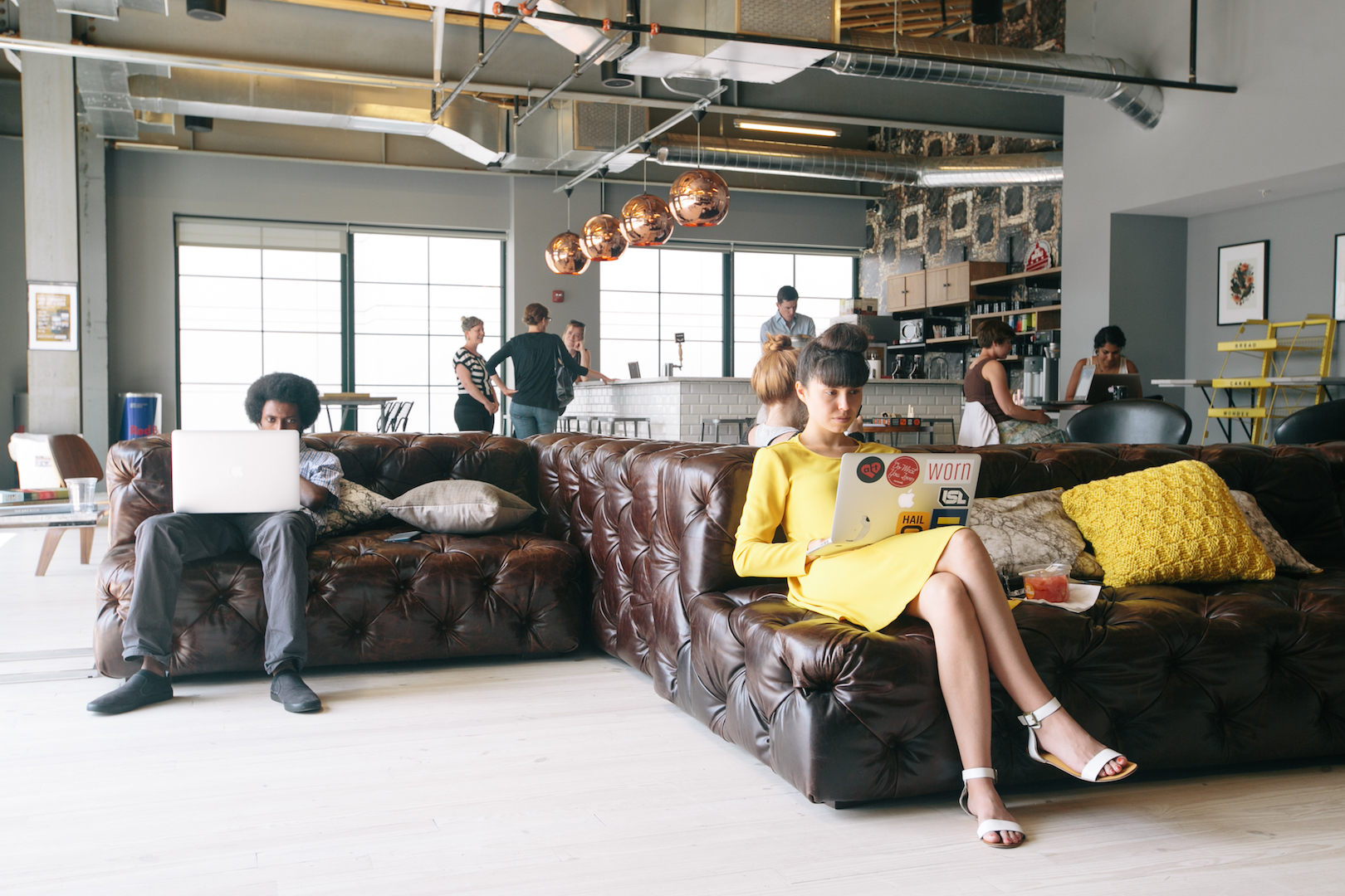 Photo: WeWork Wonder Bread Factory Commons Washington, DC; Courtesy Photo