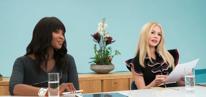 Photo: 'I Feel Pretty' movie: Naomi Campbell, Michelle Williams; Credit: STX Films
