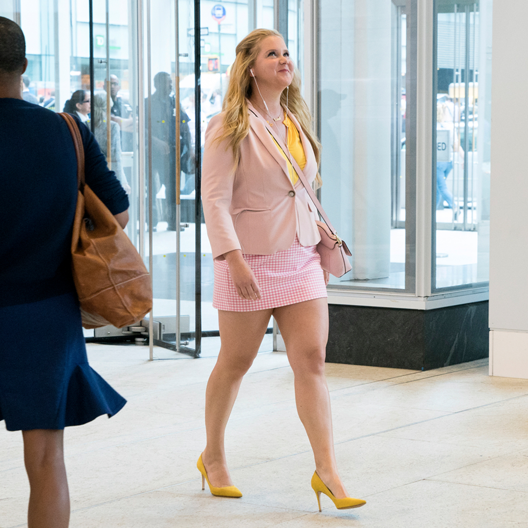 Photo: 'I Feel Pretty' movie: Amy Schumer; Credit: STX Films