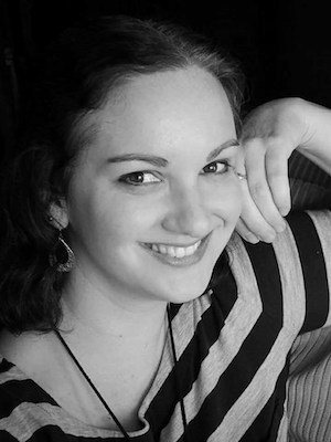 Photo: Haley Phillips, Editor and and Owner of Haley's Wordsmithing;Credit: Cartagena Photography