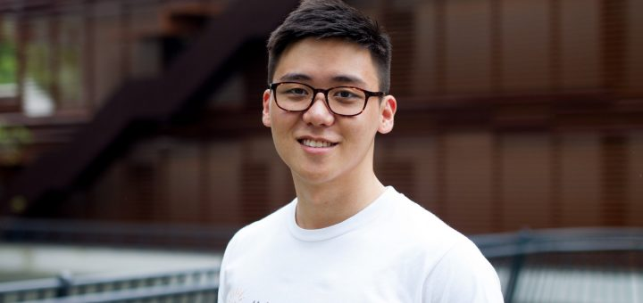 Photo: Eugene Cheng, Partner & Creative Lead at HighSpark; Source: Courtesy Photo