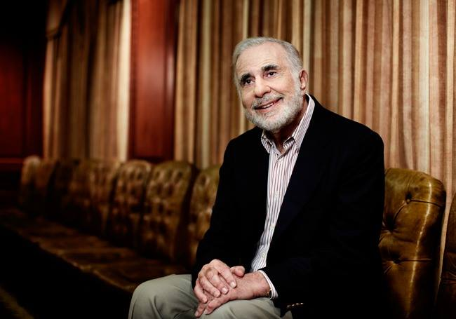 Carl Icahn, founder of Icahn Enterprises | Source: Courtesy Photo