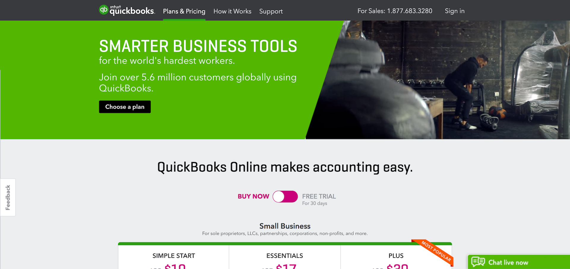 Online Accounting Software for Small Businesses